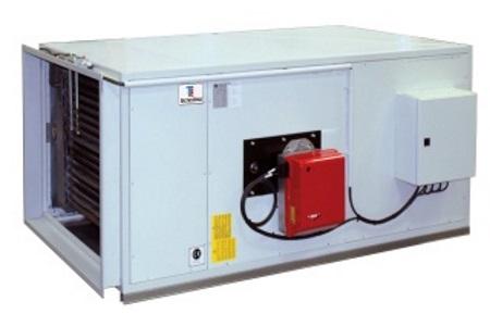 Sector industrial y calefacción civil