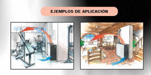 ejemplo aplicacion dm